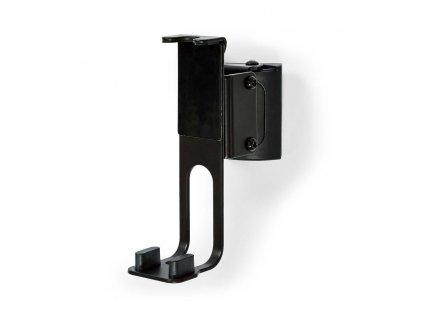 Nedis SPMT5721BK nástěnný držák reproduktoru Sonos® One SL™, Sonos® One™, Sonos®Play:1, 3 kg, náklon/otočný, černá
