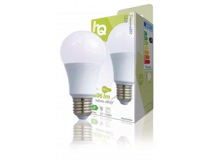 HQ LED žárovka E27 8.7W 806lm 2700K (HQLE27A60004)