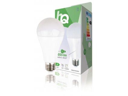 HQ LED žárovka E27 9.8W 1055lm 2700K (HQLE27A67001)