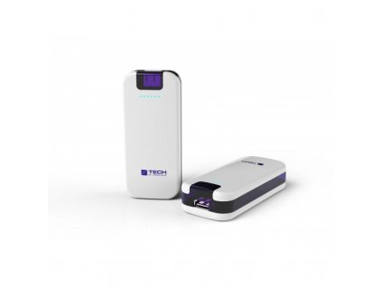 TECH mobilní nabíječka PowerBank TECH 5200mAh