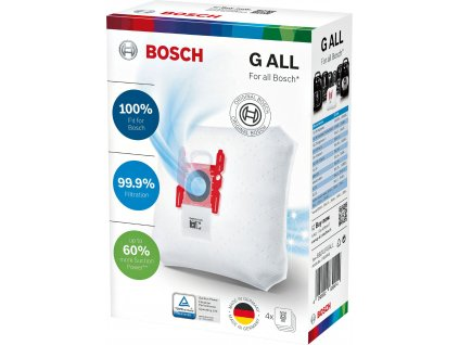 Bosch BBZ41FGALL sáčky do vysavače typ G, 4ks