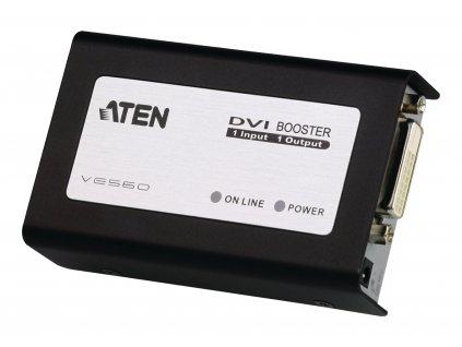 Zesilovač DVI signálu do 50 m ATEN VE560-AT-G
