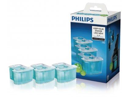 Čisticí kazeta pro jednotku SmartClean systems, 3ks Philips JC303/50