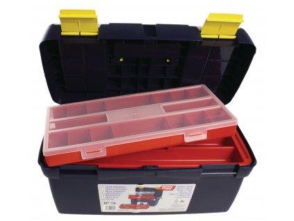 Kufr na nářadí, 500 x 258 x 255 mm, TAYG-TOOLBOX2