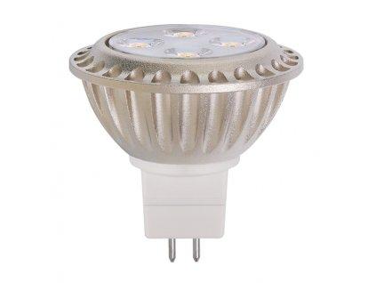 Zenaro 00010006 LED žárovka Premium MR16, GU5.3, 5W (náhrada 25W) nestmívatelná