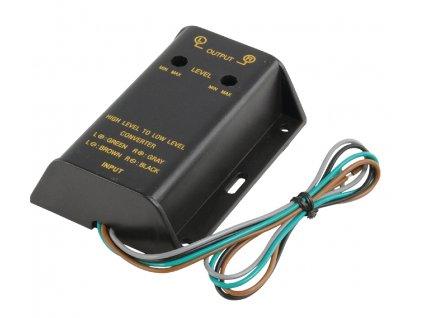 Automobilový 2 kanálový měnič impedance Fixapart CAR-AX03