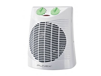Teplovzdušný ventilátor - topení - Punex HZG1521, IP21