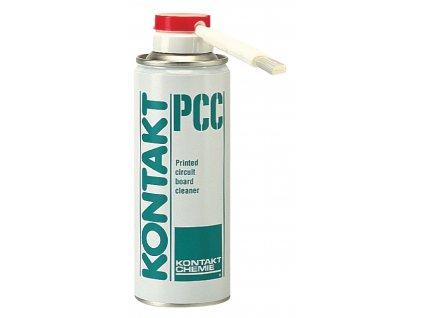 Čisticí sprej na desky plošných spojů 200 ml PCC