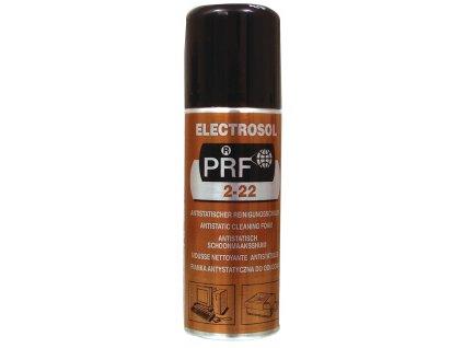 Antistatický sprej pro ochranu povrchů elektronických přístrojů 220 ml PRF 22/220