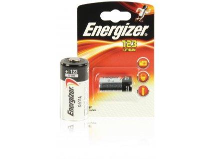 Energizer Ultimate lithiová baterie CR123A 3 V, EN123P1