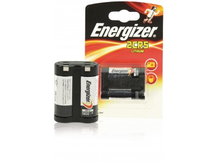 Lithiová baterie Energizer 2CR5 6 V, 1ks, EN2CR5P1