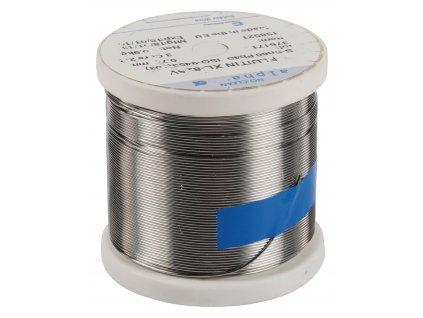 Cínová pájka CÍN 0.75 mm 500 g Sn60Pb40 TIND-WM 500