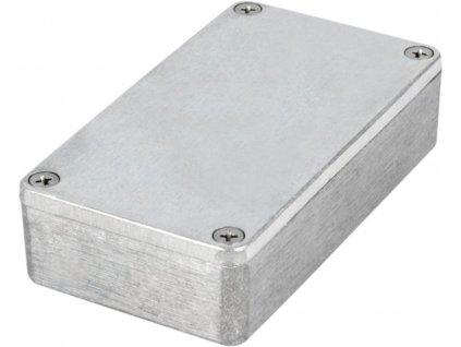 Hliníková krabička IP 65, 115 x 65 x 30 mm