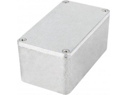 Hliníková krabička IP 65, 115 x 65 x 55 mm