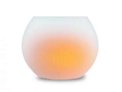 BEPER 70085 LED svíčka ve skleničce, 2x AAA