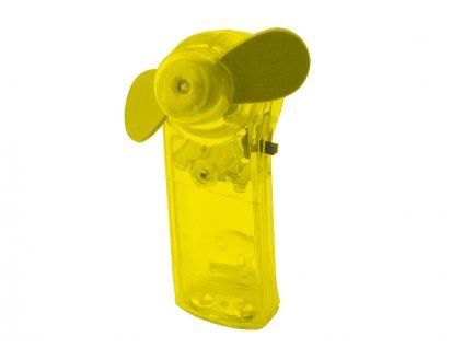 BEPER 70262-G kapesní ventilátor MILÓ - Giallo