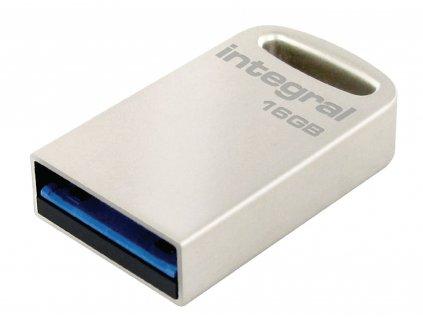 Integral Metal Fusion flash disk USB 3.0 16 GB, INFD16GBFUS3.0