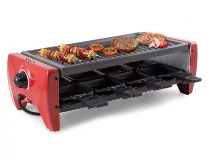 BEPER 90381 raclette gril pro 8 osob, 1200W