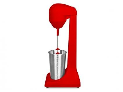 BEPER 90431-R elegantní napěňovač mléka, 500ml, 100W