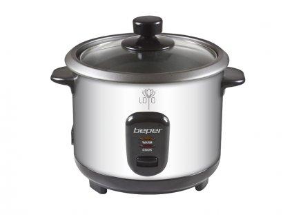 BEPER 90550 parní vařič a rýžovar 1l, 400W