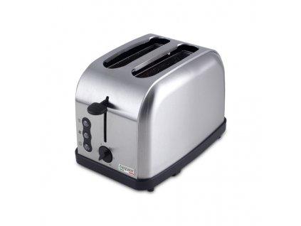BEPER 90853 nerezový toastovač/topinkovač (900W)