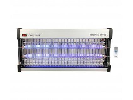 BEPER VE703 lapač hmyzu elektrický, 150m2, 2xUV-A zářivka, DO