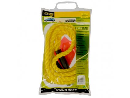 Tažné lano s háky průměr 18 mm do 5000kg