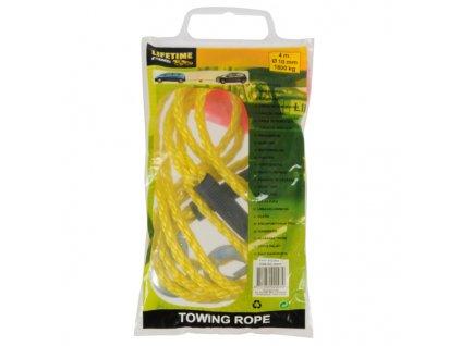 Tažné lano s háky průměr 10 mm do 1800kg