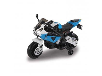 Dětská elektrická motorka BMW S1000RR modrá, Jamara JAM-460281