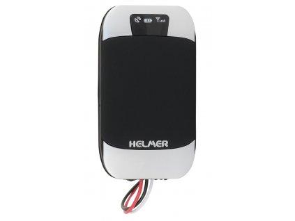 HELMER GPS lokátor LK 507 pro sledování pohybu motocyklů