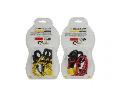 Gumové lano nastavitelné s háčky (gumicuk) 2ks délka 50 cm