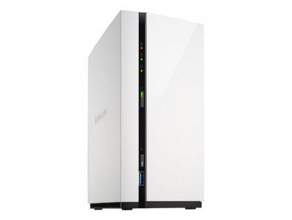 QNAP TS-228A   1,4GHz 4-Core, 1GB RAM, 1xGbE LAN, 1xUSB 3.0, SATA 6Gb/s