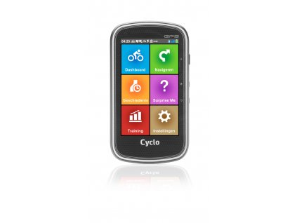 Cyklistická navigace Mio Cyclo™ 605 HC