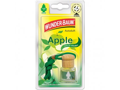Tekutý osvěžovač Wunder-Baum Jablko