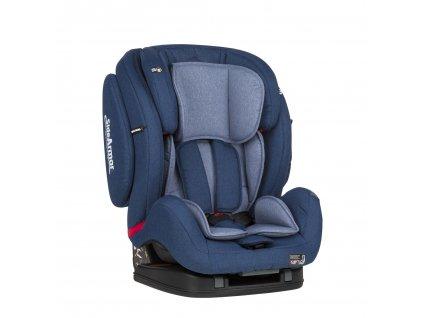 Autosedačka Prime II Blue 9-36 kg Petite&Mars
