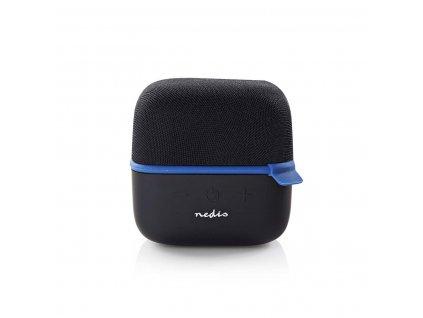 Nedis SPBT1000BU Bluetooth® reproduktor / 15 W / True Wireless Stereo (TWS) černá/modrá