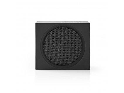 Nedis SPBT2000BK Bluetooth® reproduktor / 9 W / microSD černá
