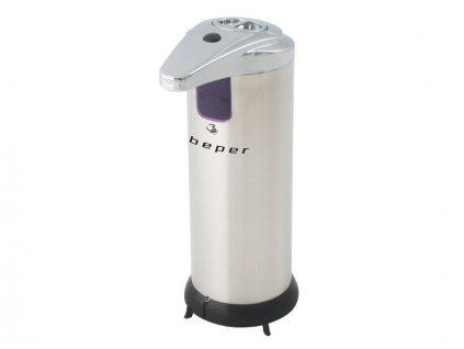 BEPER 40931 bezdotykový dávkovač mýdla, 250 ml