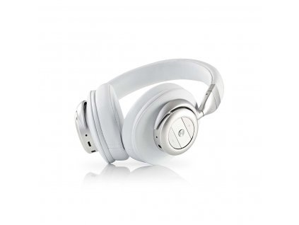 Nedis ANC Bluetooth headset, bílá (HPBT5260WT)