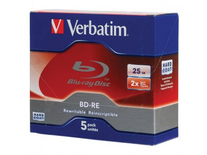 Blu-ray 25 GB 5 Kusů