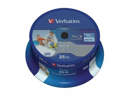 Blu-ray 25 GB, 25 ks