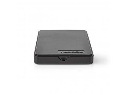 """Nedis HDDE25100BK externí box pro pevný disk 2.5"""" SATA II, USB 2.0, plast, černý"""