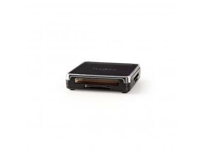 Nedis CRDRU2200BK čtečka paměťových karet multiformátová USB 2.0