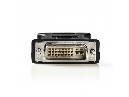 Nedis CCGP32900BK adaptér zástrčka DVI-I 24+5 pin - zásuvka VGA