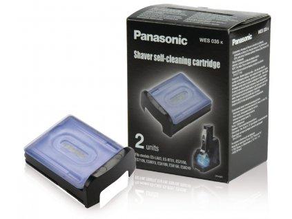 Čisticí kazeta 2ks Panasonic WES035K503