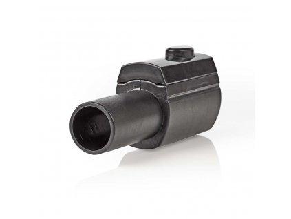 Nedis adaptér pro vysavače Electrolux oválný na 32 mm průměr (VCAD11032BK1)