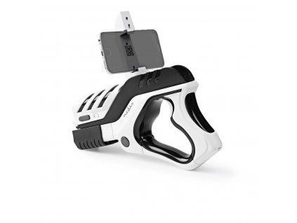 Nedis ARGG100BW pistole pro rozšířenou realitu, Bluetooth, podpora hry více hráčů