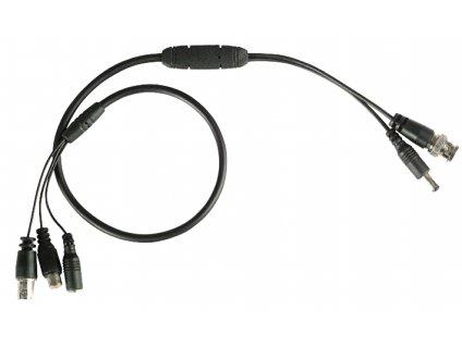 König SAS-MIC10 externí mikrofon pro kamery CCTV, BNC