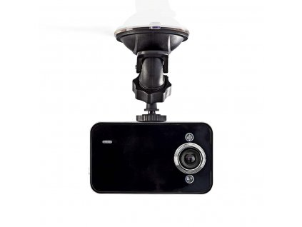 "Nedis DCAM05BK kamera do auta, 1280x720, HD 720p, 2.4"" displej,  zorný úhel 60°"