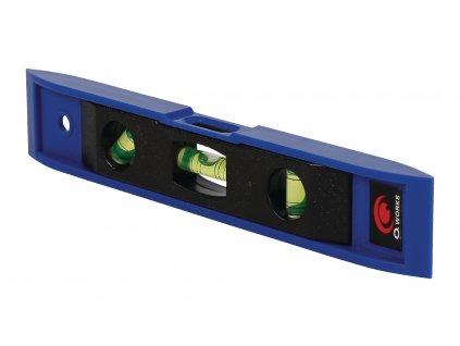 Q-Works TL-L02 vodováha 230 mm, 3 libely, magnet